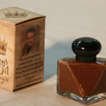 the king's annointing oil