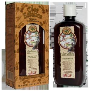 olive oil soap scrub