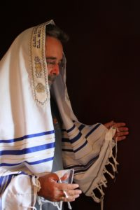 Blessing of the Tallit