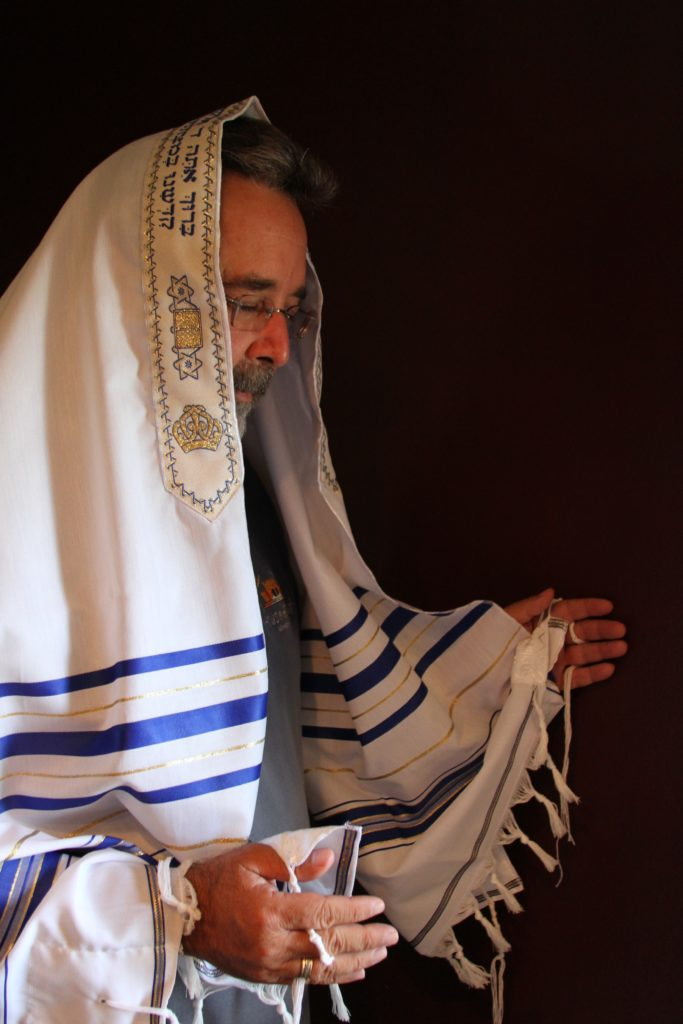 The Blessing of the Tallit