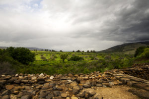 The Golan Heights in Israel