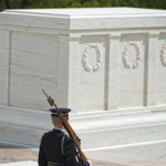 honor a fallen soldier