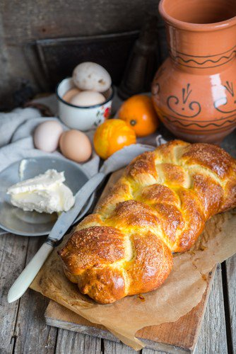 From Our House to Yours… Mom's Challah