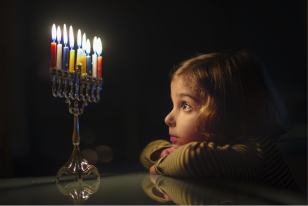 Hanukkah — A Time to be Filled