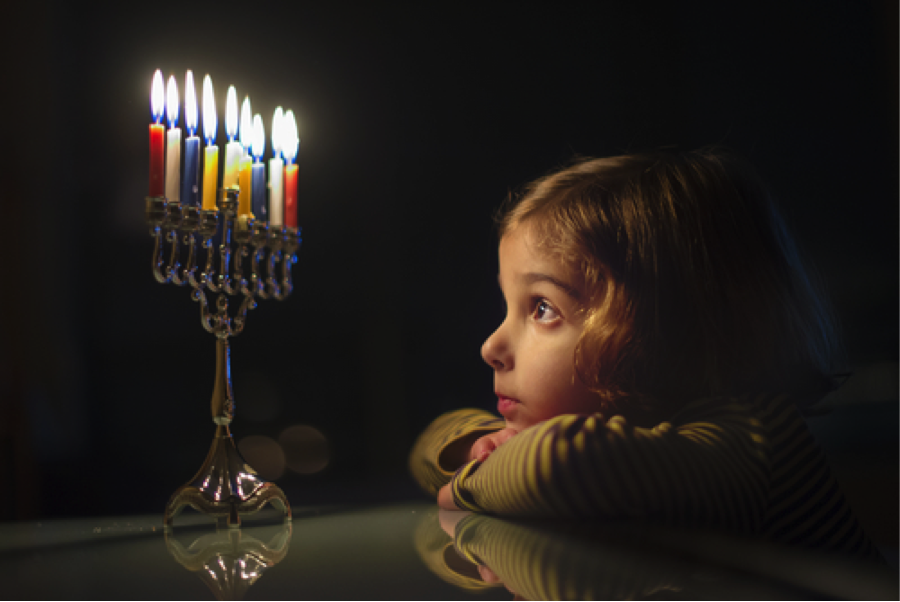 menorah_child