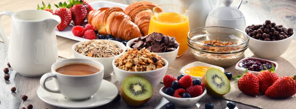 Breakfast is for Champions…