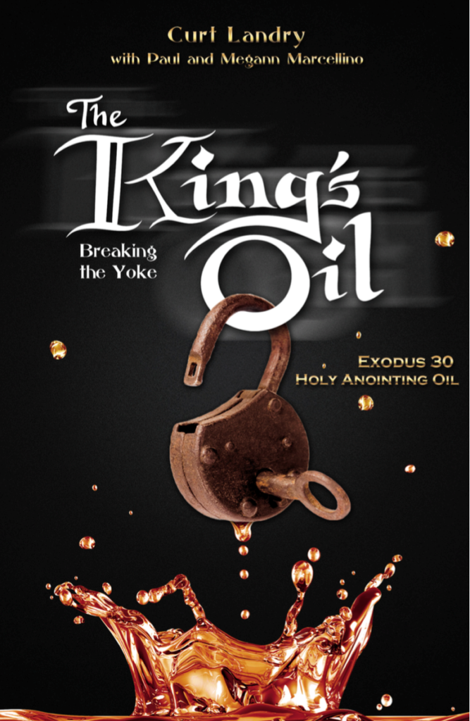 Get Your PDF Copy of The King's Oil Free of Charge