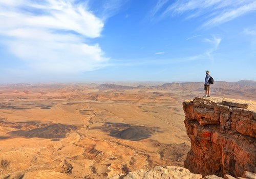 The Negev Desert Where Prophecy Meets Reality Sponsor