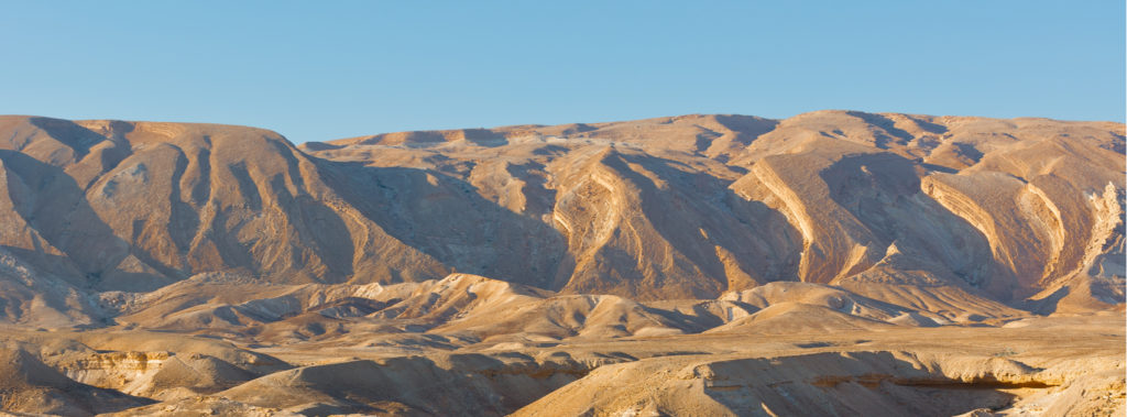 The Negev Desert: Where Prophecy Meets Reality