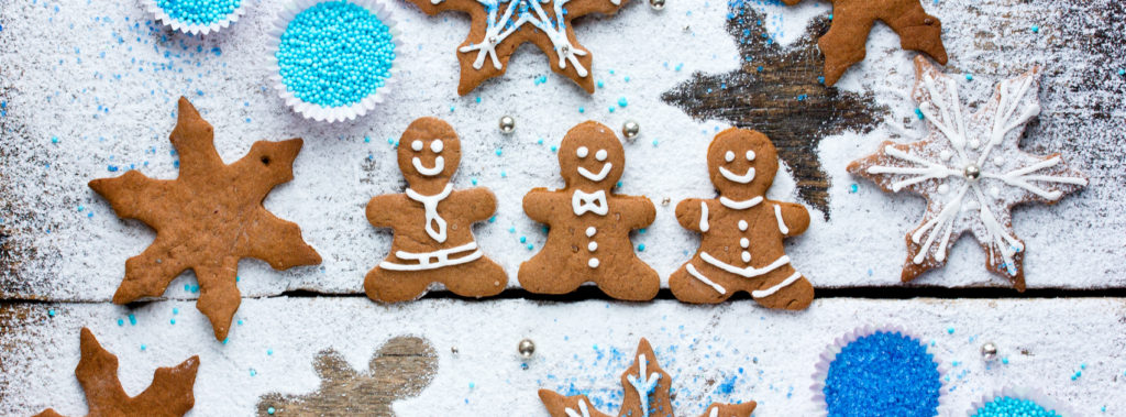 "Healthy Holiday ""Sugar"" Cookies"