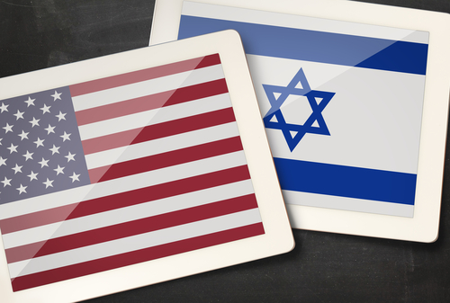 America and Israel Unite for Peace