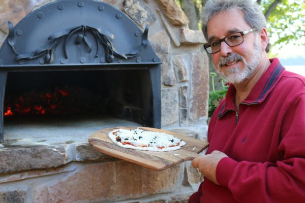 Pizza Dough with Saba | A Landry and Marcellino Family Recipe