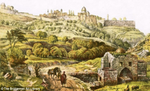Why Jerusalem?: Agriculture and Culture