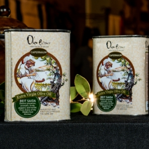 Extra Virgin Olive Oil 13 5oz Decorative Tin