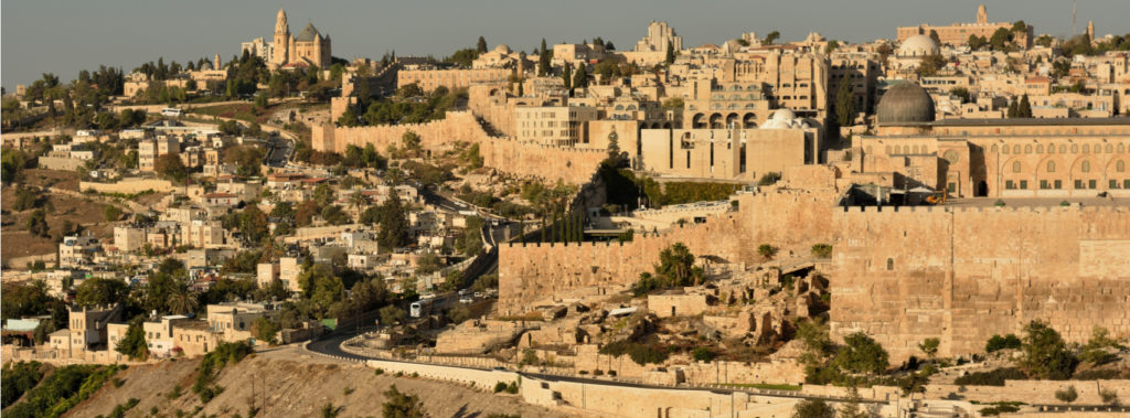 Believers and the Holy Land