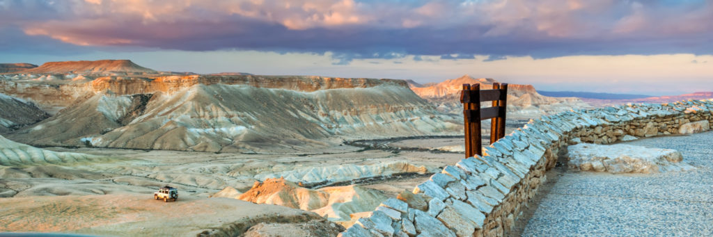 The Significance of the Negev Desert