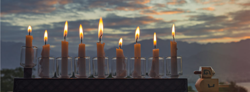 Be A Light to the World This Hanukkah