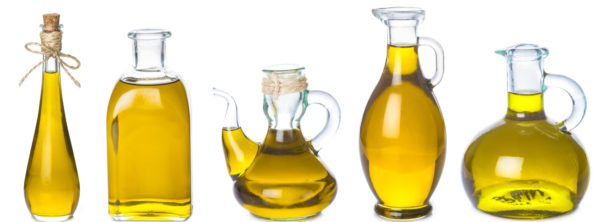 The Tradition of Olive Oil As an Anointing Oil