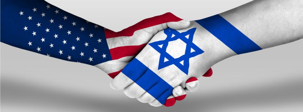 How the United States Will Help Restore Israel