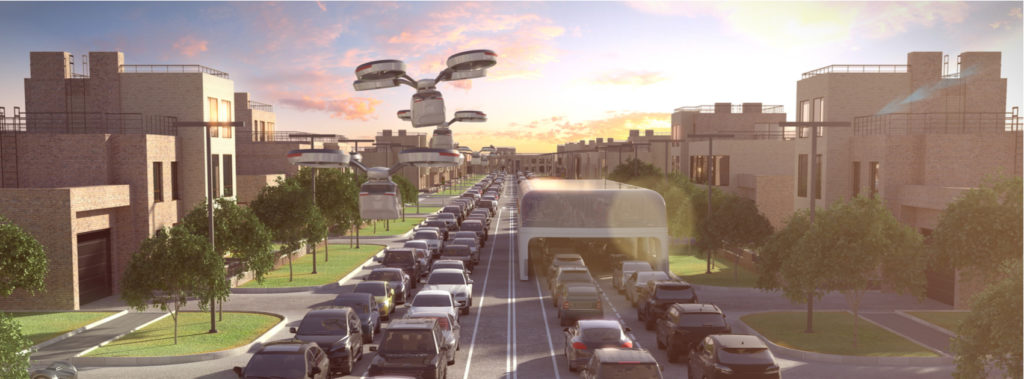 Will Israel Be the Birthplace of Flying Cars?