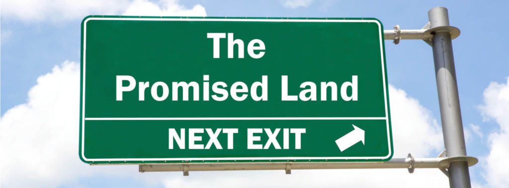 What Does the Promised Land Represent?