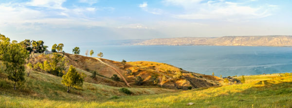 Walking Through the Word: Galilee, the Power of Water