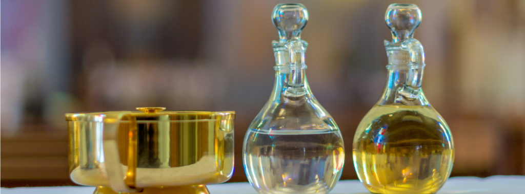 Why Would a Christian Use Anointing Oil?