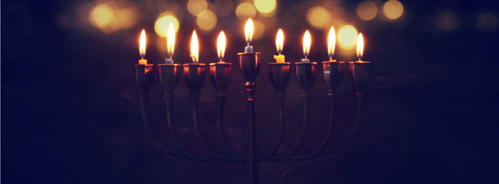 Eight Candles — God's Light Forever