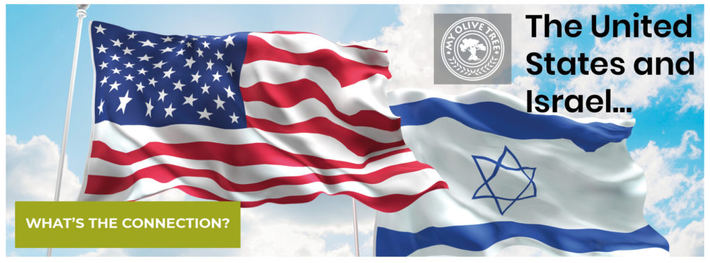 Banner - The United States and Israel, What's the Connection?