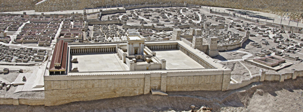 The Third Temple Prophecy in the Bible - Sponsor an Olive
