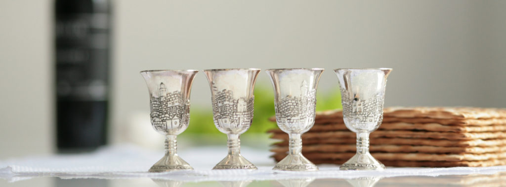 Passover: The Four Cups