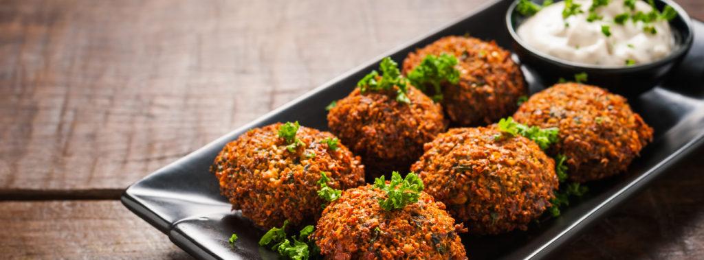 Delicious Israeli Recipes | A Fabulous Israeli Falafel Recipe to Make at Home
