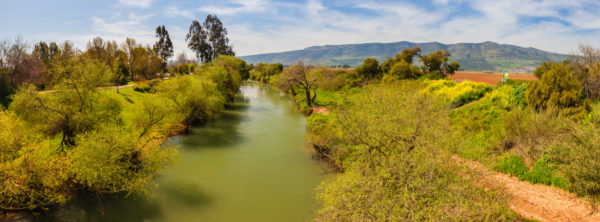 Walking Through the Word: The Jordan River