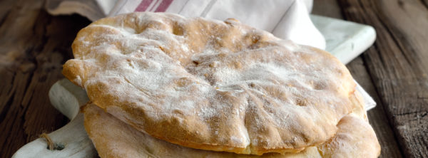 Delicious Israeli Recipes   The Perfect Pita Bread Recipe