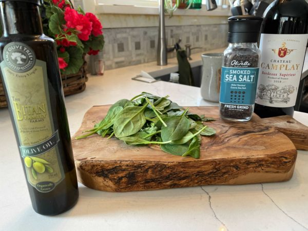 Extra Virgin Olive Oil from Bitan Family Grove