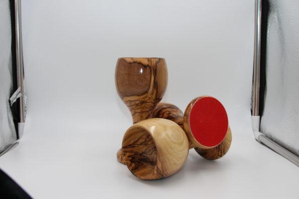 Kiddush Cup | Olive Wood