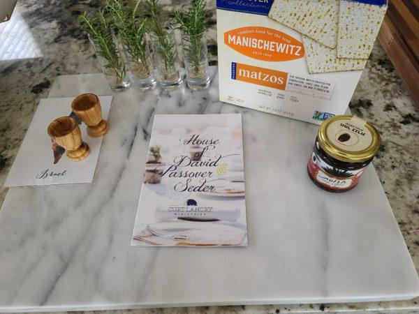 Passover Gift Box